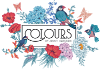 Colours by Jenny Hansson